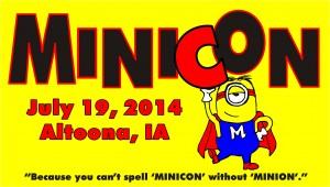 MINION 20141A